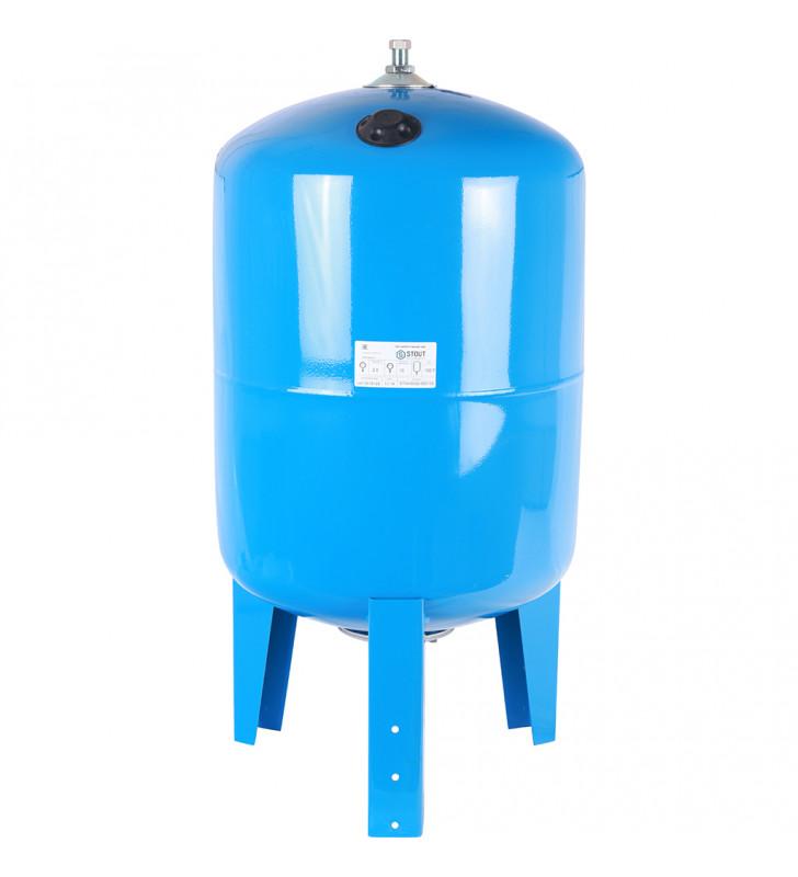 Гидроаккумулятор Stout STW-0002-000100 вертикальный