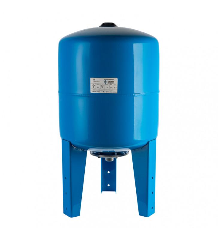 Гидроаккумулятор Stout STW-0002-000200 вертикальный