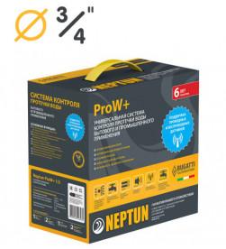 """Neptun ProW+ 3/4""""   Бесроводная система контроля от протечки воды"""