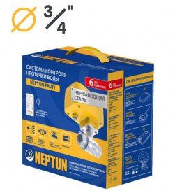 """Neptun PROFI WiFi 3/4""""   Беспроводная система контроля от протечки воды"""