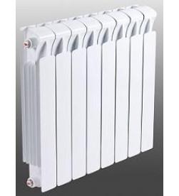 Биметаллический секционный радиатор Rifar Monolit 350 / 12 секций