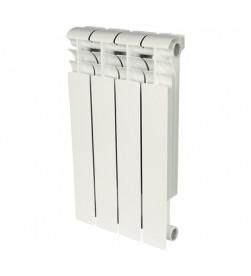 Биметаллический секционный радиатор Rommer Profi Bm 350 (Bi 350-80-150) x4 секции