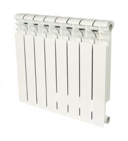 Биметаллический секционный радиатор Rommer Profi Bm 350 (Bi 350-80-150) x8 секций
