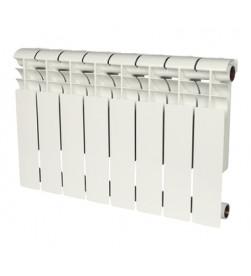 Биметаллический секционный радиатор Rommer Profi Bm 500 (Bi 500-80-150) x8 секций