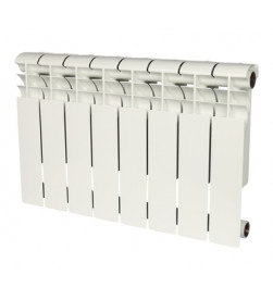 Биметаллический секционный радиатор Rommer Profi Bm 500 (Bi 500-80-150) x10 секций