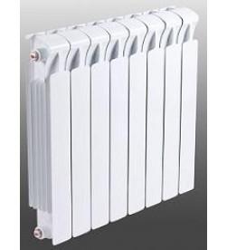 Биметаллический секционный радиатор Rifar Monolit 500 / 4 секции