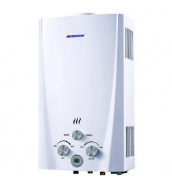 Газовый проточный водонагреватель Edisson F 20 D