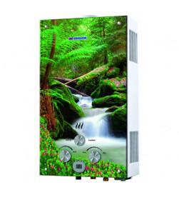 Газовый проточный водонагреватель Edisson F 20 GD (лес)