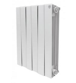 Биметаллический секционный радиатор Royal Thermo PianoForte Bianco Traffico 500 - 10 секций