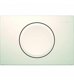 Кнопка смыва Geberit Delta 11 одинарный смыв к 111.153/458.103/110.171/109.100 белая 115.120.11.1