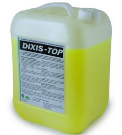Теплоноситель (антифриз) для систем отопления Dixis TOP / 10 л.