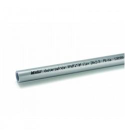 Труба Rehau RAUTITAN flex из сшитого полиэтилена PE-Xa с кислородозащитным слоем, 20x2,8