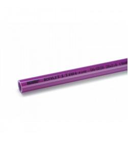Труба Rehau RAUTITAN pink из сшитого полиэтилена PE-Xa с кислородозащитным слоем, 16х2,2