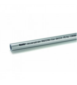 Труба Rehau RAUTITAN flex из сшитого полиэтилена PE-Xa с кислородозащитным слоем, 25x3,5