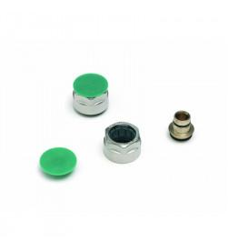 Резьбозажимное соединение Rehau stabil 20x2,9xG3/4