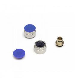 Резьбозажимное соединение Rehau flex/pink 20х2,8xG3/4