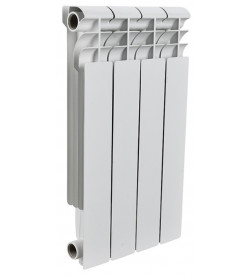 Алюминиевый секционный радиатор Rommer Optima 500 x4 секции