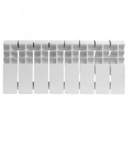 Алюминиевый секционный радиатор Rommer Plus 200 x8 секций