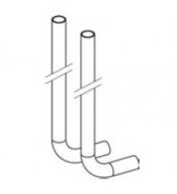 SLHK-Патрубок TECE латунный