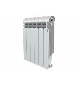 Алюминиевый секционный радиатор Royal Thermo Indigo 500 / 8 секций