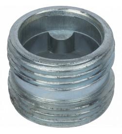 Ниппель Rommer радиаторный стальной 1 дюйм