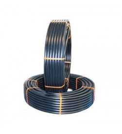 Полиэтиленовая труба ПНД РЕ100 40х3мм (1 метр)