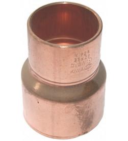 Myфтa peдукциoннaя, медь, модель Viega 95240 DN 28x22 (арт. 102 111)