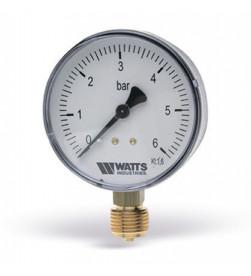 Манометр радиальный Watts F+R200 (MRP)