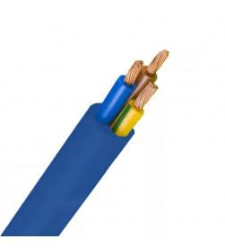 Электрокабель водопогружной КВВ 3х4 мм