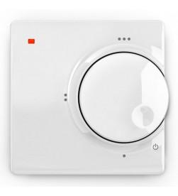Терморегулятор для теплых полов Теплолюкс ТР 510 кремовый