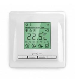 Терморегулятор для теплых полов Теплолюкс ТР 520 кремовый
