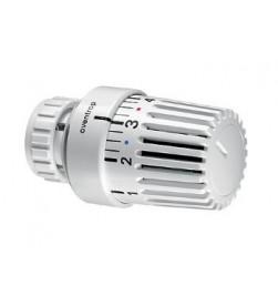 Термостат Oventrop Uni LD, M30x1,5, с нулевой отметкой, белый, клеммное соединение