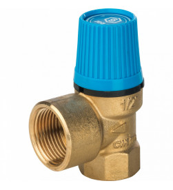 Клапан предохранительный Stout для систем водоснабжения 6-1/2, SVS-0003-006015