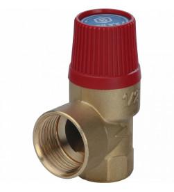 Клапан предохранительный Stout 25 x 1/2, SVS-0002-002515