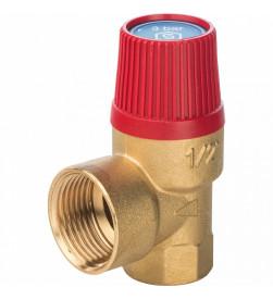 Клапан предохранительный Stout 30 x 1/2, SVS-0001-003015