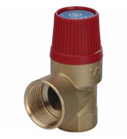 Клапан предохранительный Stout 25 x 1/2, SVS-0001-002515