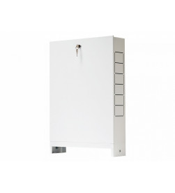 Шкаф распределительный Stout наружный 13-16 выхода (ШРН-5), SCC-0001-001316