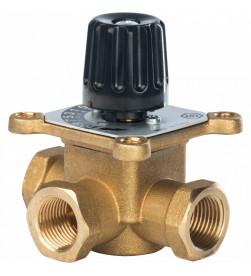 Клапан смесительный Stout 3-х ходовой 1/2 KVs 2,5 м3/ч, SVM-0003-011502