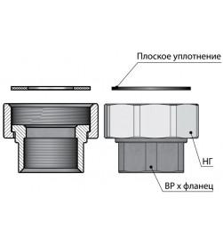 Комплект крепежных соединений Meibes 1 1|4 IG,компл