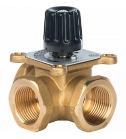 Клапан смесительный Stout 3-х ходовой 1 KVs 8 м3/ч, SVM-0003-012501