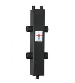 Гидравлический разделитель Дизайнсталь ГРТК 100/100/40 195 кВт