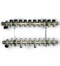 Гребенка для отопления Oventrop Multidis SF на 10 контуров, 1404060