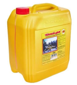 Теплоноситель для систем отопления Теплый дом -65 (20кг)